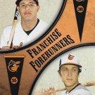 Manny Machado-Cal Ripken 2013 Topps 'Franchise Forerunners' #FF-3 Orioles Baseball Card