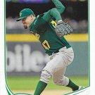 Pat Neshek 2013 Topps Update #US306 Oakland Athletics Baseball Card