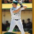 Jeremy Giambi 2002 Topps #236 Oakland Athletics Baseball Card