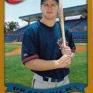 Gabe Gross 2002 Topps Rookie #329 Toronto Blue Jays Baseball Card