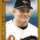 Mike Hargrove 2002 Topps #298 Baltimore Orioles Baseball Card