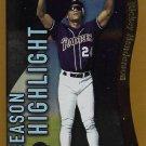 Rickey Henderson 2002 Topps #335 San Diego Padres Baseball Card