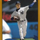 Ted Lilly 2002 Topps #132 New York Yankees Baseball Card