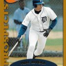 Mike Rivera 2002 Topps Rookie #325 Detroit Tigers Baseball Card