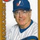 Jeff Torborg 2002 Topps #296 Montreal Expos Baseball Card