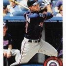 Drew Butera 2011 Topps Update #US311 Minnesota Twins Baseball Card
