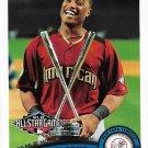 Robinson Cano 2011 Topps Update #US299 New York Yankees Baseball Card