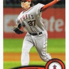 Scott Downs 2011 Topps Update #US101 Los Angeles Angels Baseball Card