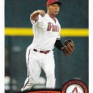 Melvin Mora 2011 Topps Update #US324 Arizona Diamondbacks Baseball Card