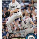 Dustin Moseley 2011 Topps Update #US211 San Diego Padres Baseball Card