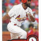Corey Patterson 2011 Topps Update #US319 St. Louis Cardinals Baseball Card