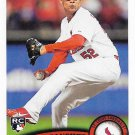 Eduardo Sanchez 2011 Topps Update Rookie #US39 St. Louis Cardinals Baseball Card