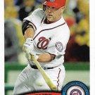 Matt Stairs 2011 Topps Update #US32 Washington Nationals Baseball Card
