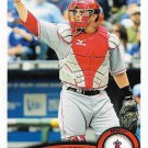 Bobby Wilson 2011 Topps Update #US187 Los Angeles Angels Baseball Card