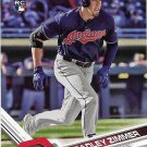 Bradley Zimmer 2017 Topps Update Rookie #US275 Cleveland Indians Baseball Card