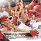 Arizona Diamondbacks 2016 Topps #568 Baseball Team Card