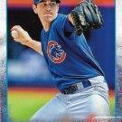 Kyle Hendricks 2015 Topps #354 Chicago Cubs Baseball Card