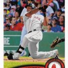 Adrian Beltre 2011 Topps #302 Boston Red Sox Baseball Card