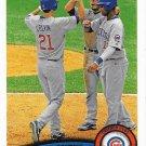 Chicago Cubs 2011 Topps #309 Baseball Team Card