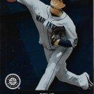 Felix Hernandez 2011 Topps Topps Town #TT-34 Seattle Mariners Baseball Card
