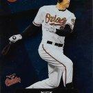 Nick Markakis 2011 Topps Topps Town #TT-16 Baltimore Orioles Baseball Card