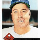 Duke Snidyer 2011 Topps 60 Years of Collecting Lost Cards #60YOTLC-2 Brooklyn Dodgers Baseball Card