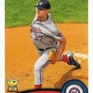 Stephen Strasburg 2011 Topps #183 Washington Nationals Baseball Card