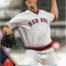 Drew Pomeranz 2016 Topps Update #US162 Boston Red Sox Baseball Card