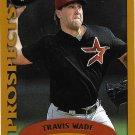 Travis Wade 2002 Topps #320 Houston Astros Baseball Card