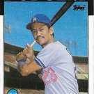 Enos Cabell 1986 Topps #197 Los Angeles Dodgers Baseball Card