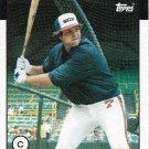 Marc Hill 1986 Topps #552 Chicago White Sox Baseball Card
