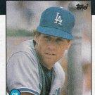 Jay Johnstone 1986 Topps #496 Los Angeles Dodgers Baseball Card