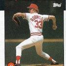 Ron Robinson 1986 Topps #442 Cincinnati Reds Baseball Card