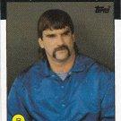 Pete Vuckovich 1986 Topps #737 Milwaukee Brewers Baseball Card