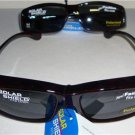 Solar Shield Polarized Sunglasses Fits Over,Size M,Lot Of 2, Blocks 100 % UV NEW