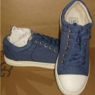 UGG Australia Women's TAYA CANVAS Navy Sneakers Size US 5, EU 36 NIB #1009242