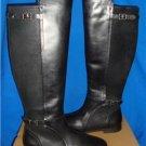 UGG Australia Women's DANAE Black Tall Leather Boots Size US 5.5 NEW #1008683
