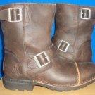 UGG Australia ROCKVILLE II Men's Cinnamon Waterproof Leather Boots Sz US 7.5 NEW