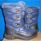 UGG Australia Women's Blue LORIEN Waterproof Boots Size US 7, EU 38 NEW 1003353