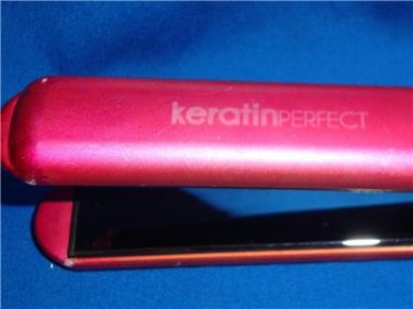 KERATIN PERFECT HS049 STRAIGHTENING FLAT IRON HS049