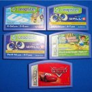 LEAPSTER GAME GO DIEGO GO ANIMAL RESCUER, WALL E, CARS, PIXAR UP
