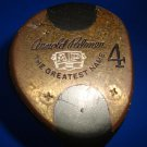 ARNOLD PALMER WOODS #4 GRAPHITE S FLEX RIGHT HANDED