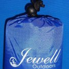 Jewell Outdoors Pocket Waterproof Outdoor Blanket for Hiking,Camping,Picnic NEW
