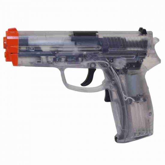 8.5  in Semi-Automatic Pistol