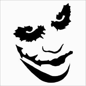 Custom 2(TWO) Pack of The Joker Vinyl Decal / Sticker