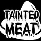Walking Dead Tainted Meat Vinyl Decals / Stickers 2(TWO) Pack