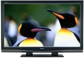 "52"""" AQUOS Widescreen Liquid Crystal TV w/ATSC / QAM / NTSC Tuners"