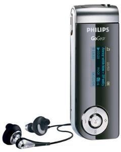 Philips Gogear Mp3 Player 512mb Sa178 (philips Sa178) (philips Sa1335/17)