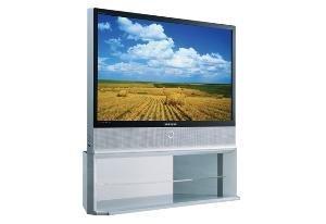 "Samsung HL-P4663W 46"" Widescreen HDTV Monitor TV w/ DLP� Technology- REFURBISHED"