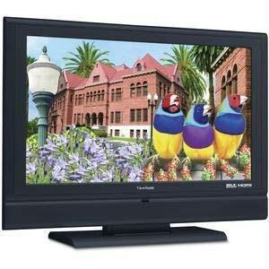 "37"""" Wide Screen LCD TV"